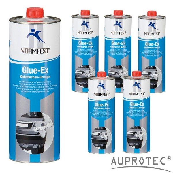 Normfest Klebeflächen-Reiniger Glue-Ex 1L